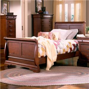 Holland House Nicolet Twin Sleigh Bed