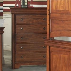 Holland House Petite Louis Chest