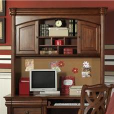Holland House Petite Louis Desk Hutch