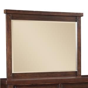 Holland House Sonoma Rectangular Mirror