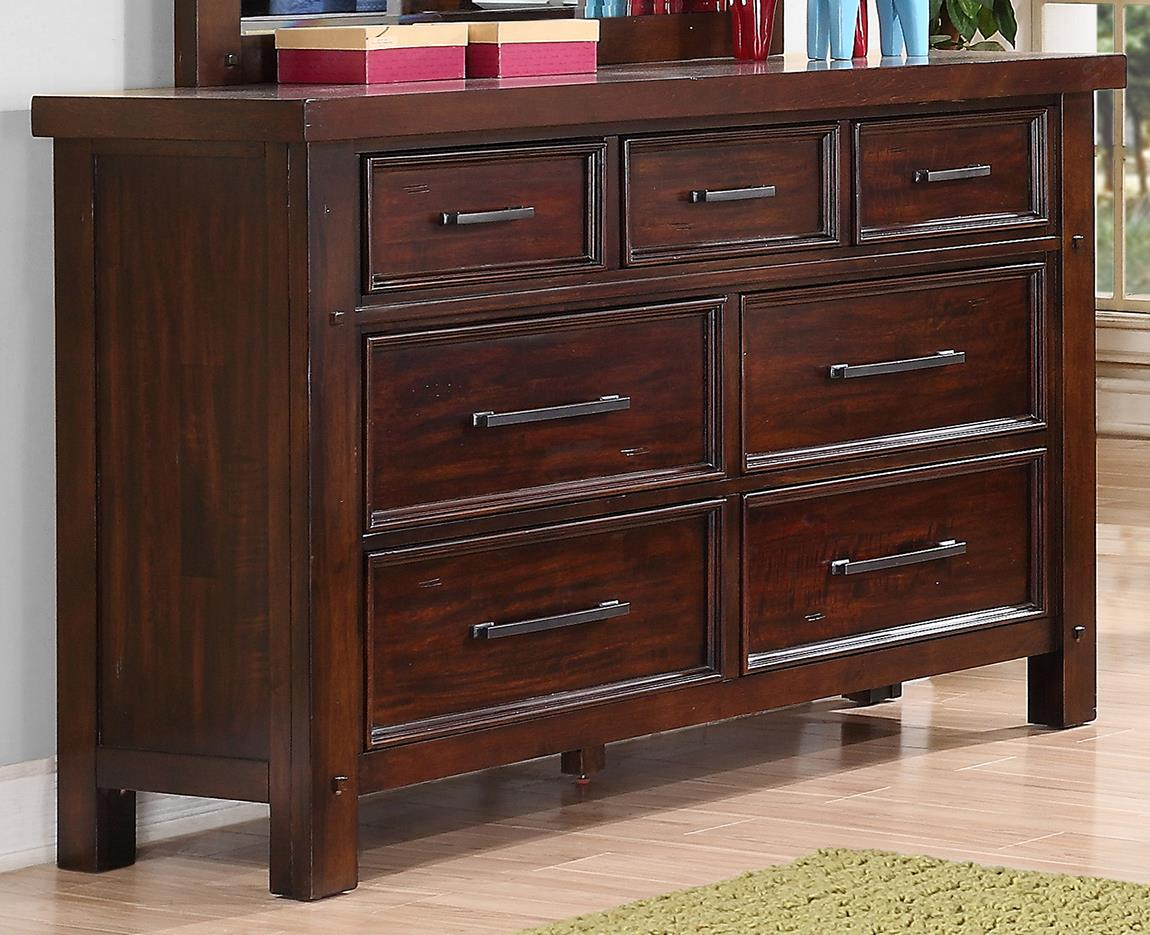Sorrento Sorrento Dresser by Holland House at Morris Home