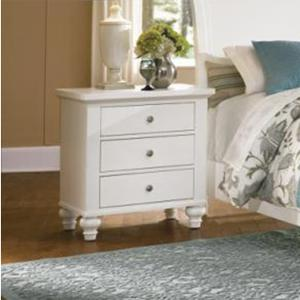 Holland House Tracy  Night Stand