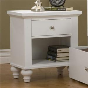 Holland House Tracy  Nightstand