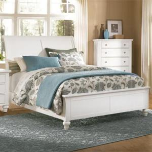 Holland House Tracy  Full Sleigh Bed