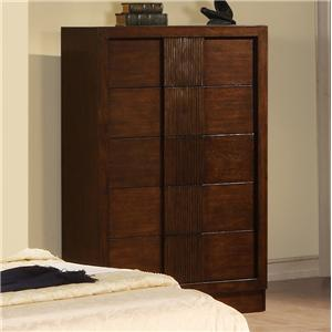 Holland House Uptown 5 Drawer Chest