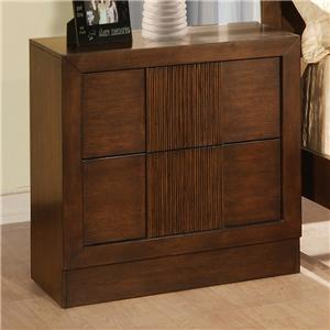 Holland House Uptown Night Stand