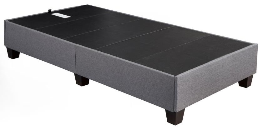 ENVISION Twin Foundation by Hollywood Bed Frame Company at SlumberWorld