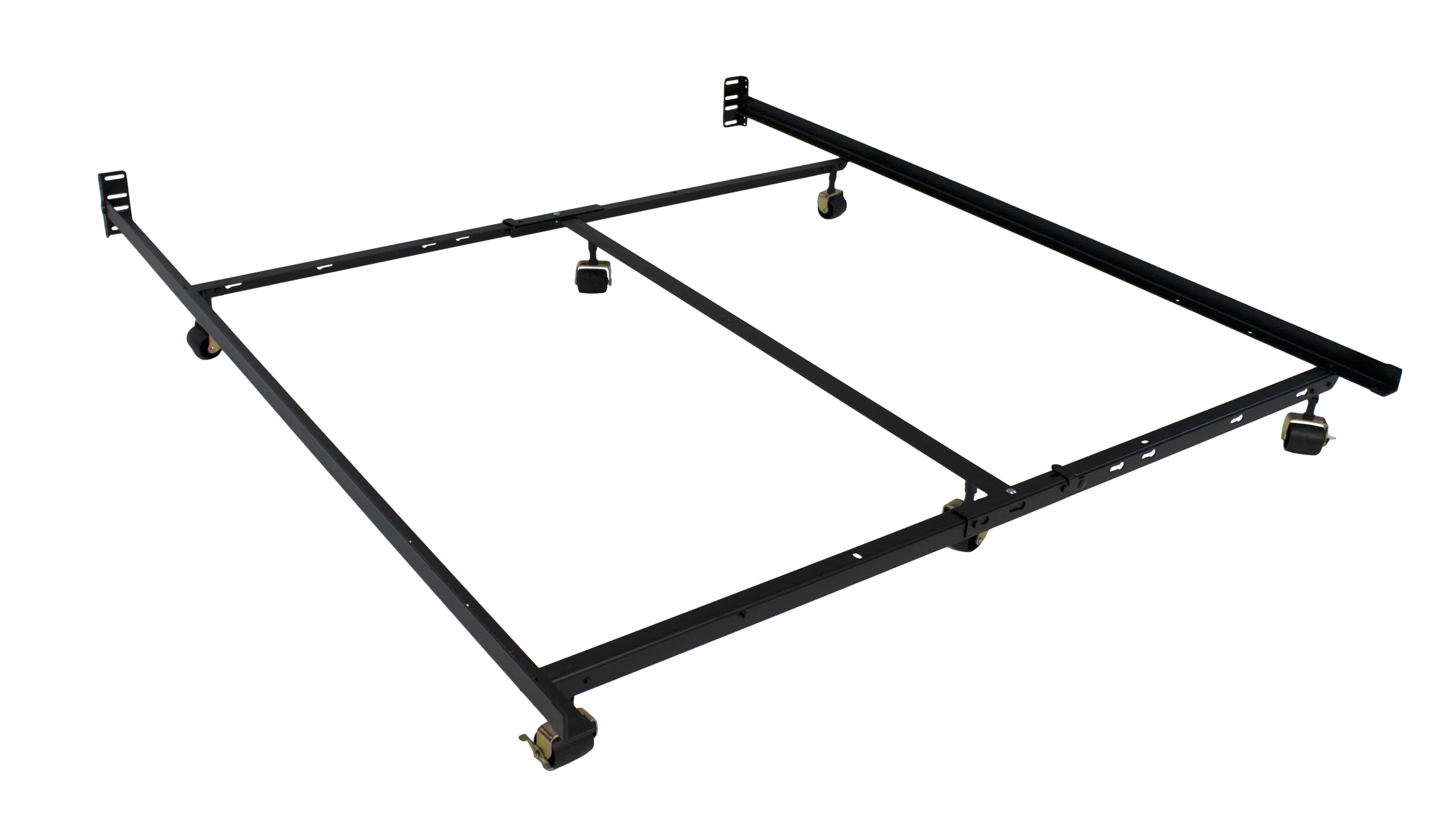 Multi-Fit Low Profile Bed Frame by Hollywood Bed Frame Company at SlumberWorld