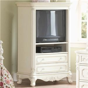 Small Armoire T.V. Unit