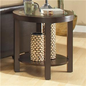 Homelegance 3219 Round End Table