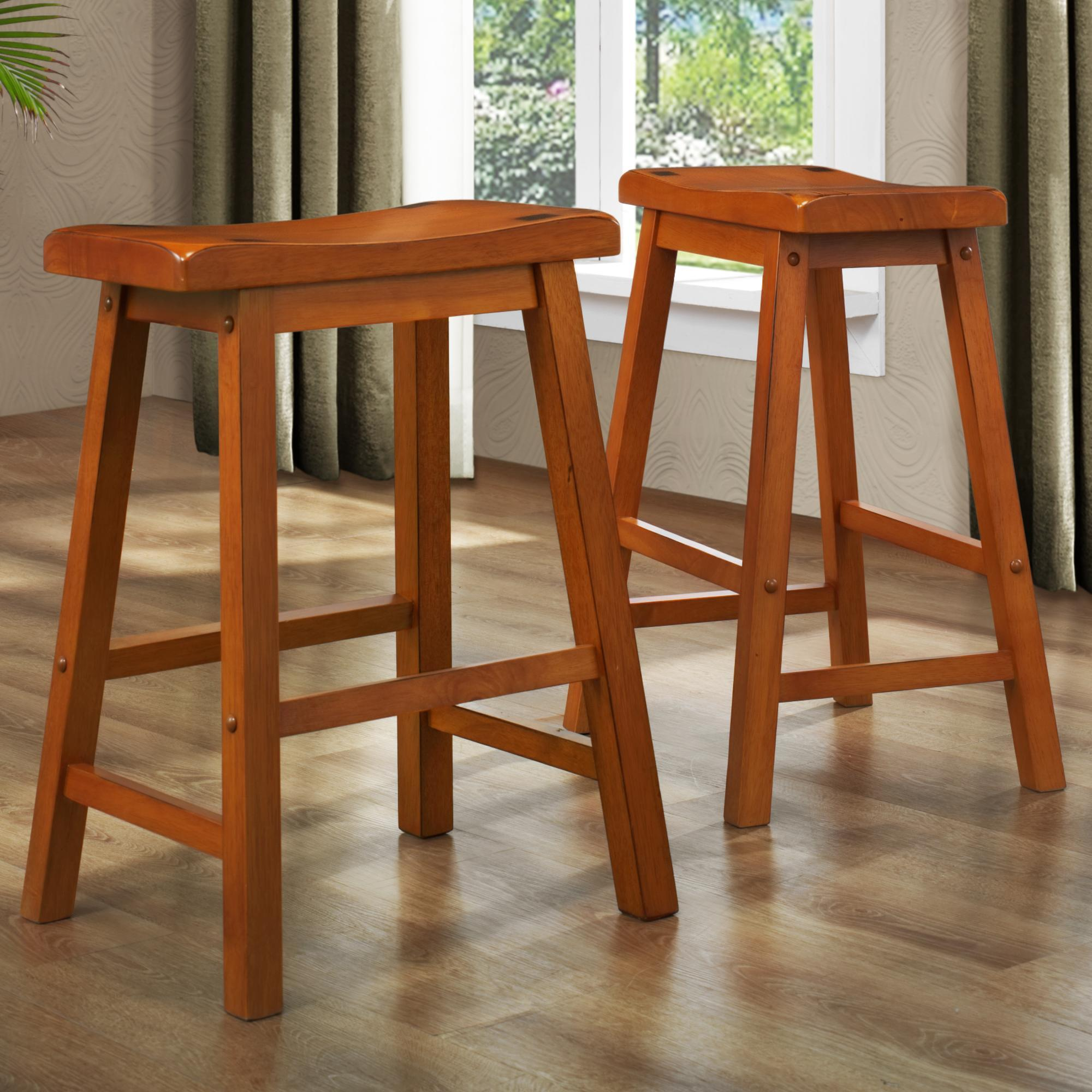 5302 24 Inch Stool by Homelegance at Simply Home by Lindy's