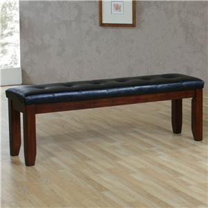 "60"" Upholstered Seat Bench"