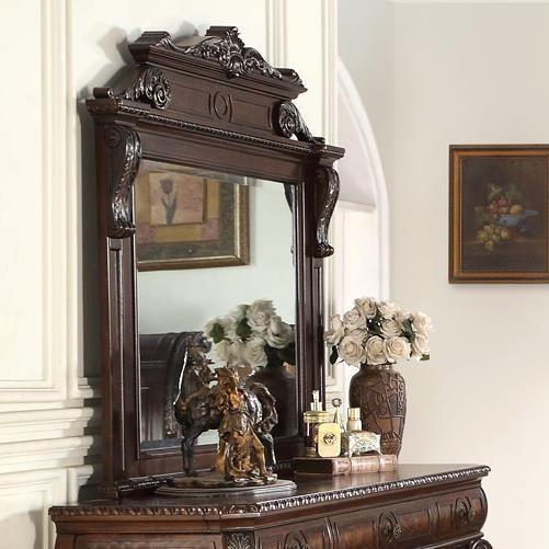 Mirror with Renaissance Details