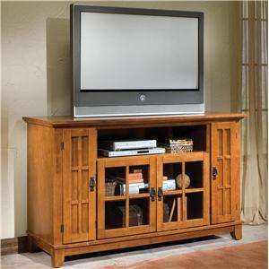 Home Styles Arts and Crafts Entertainment Credenza