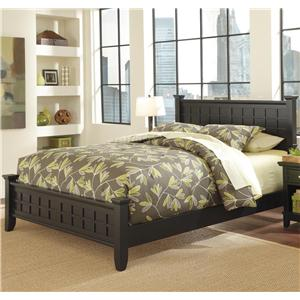 Home Styles Arts and Crafts Queen Bed