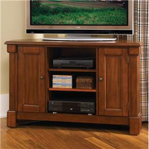 Home Styles Aspen Corner TV Stand