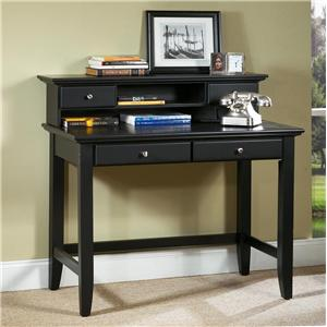 Home Styles Bedford Student Desk and Hutch