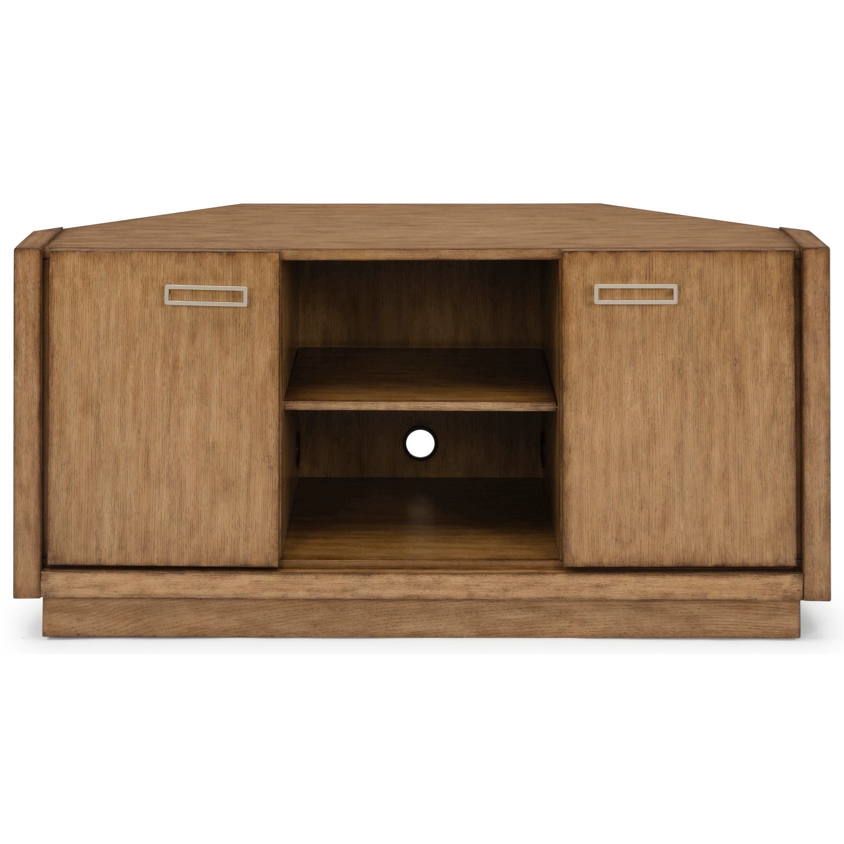 Big Sur Corner TV Stand by Homestyles at Fisher Home Furnishings