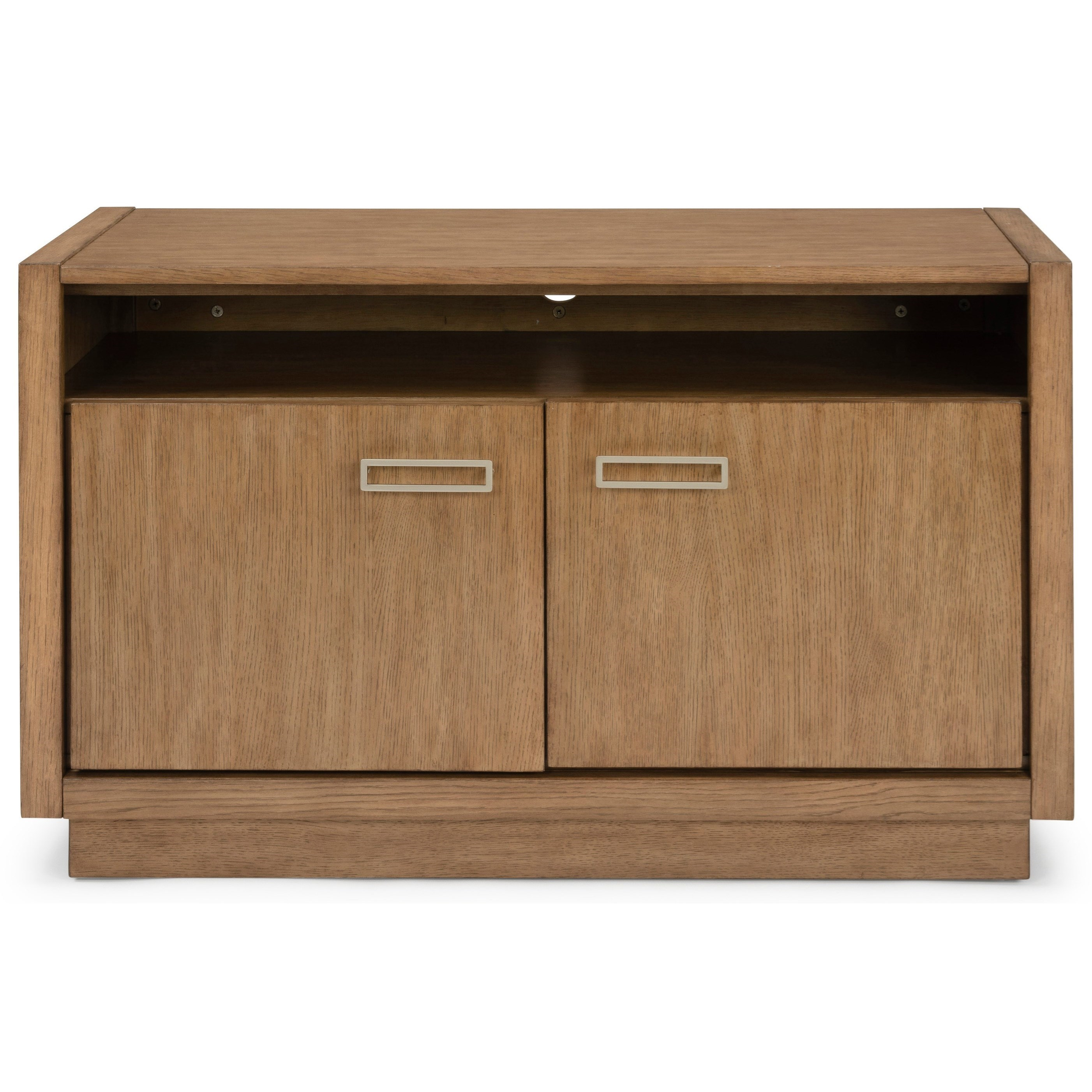 Big Sur Entertainment Stand by Homestyles at Sam Levitz Furniture