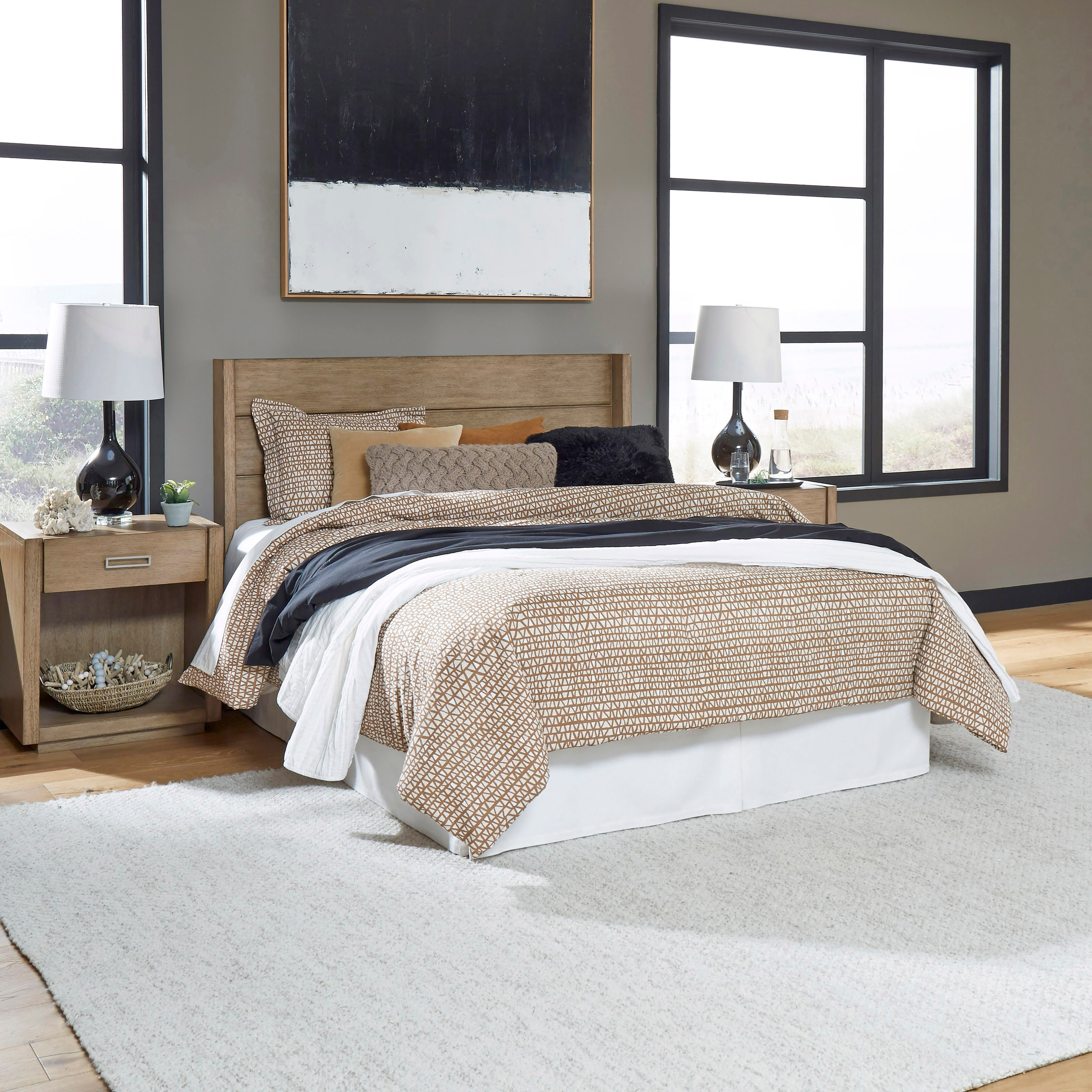 Big Sur Queen Bedroom Group by Homestyles at Northeast Factory Direct