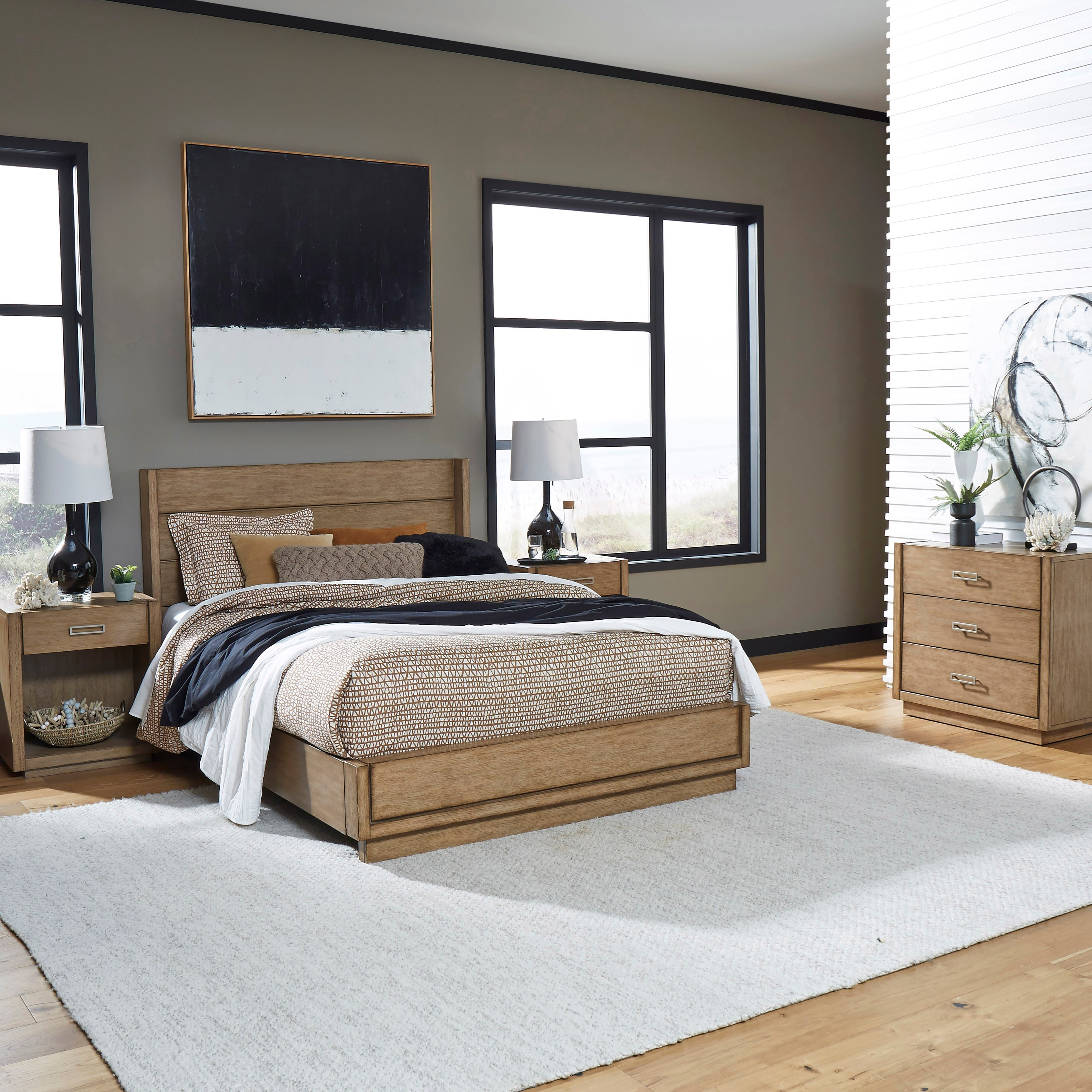 Big Sur Queen Bedroom Group by Homestyles at Suburban Furniture