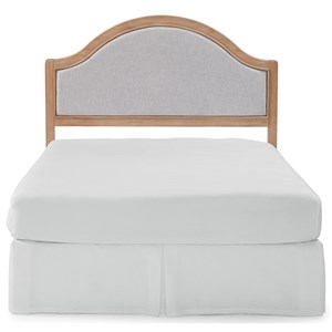 Country Style Queen Headboard