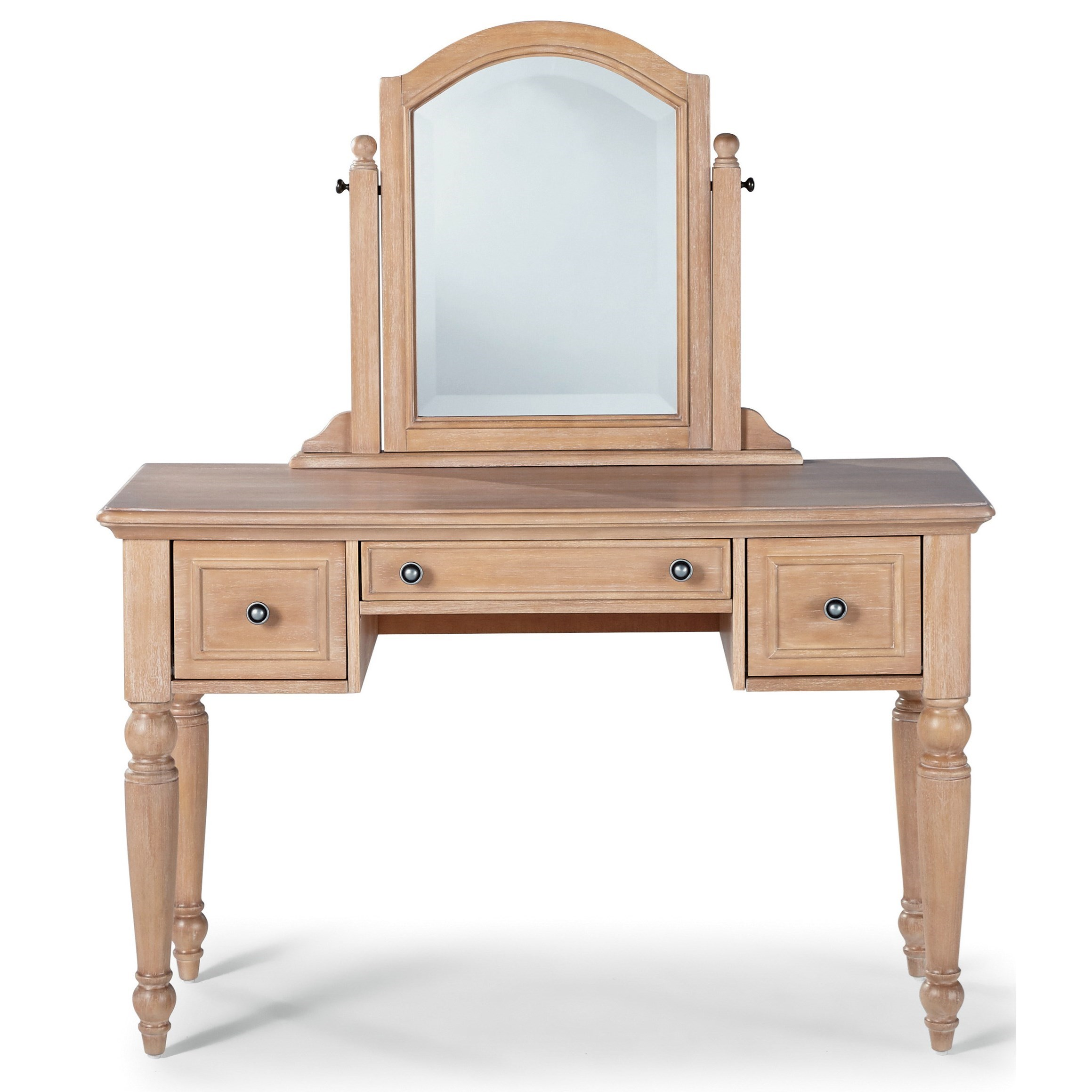 Cambridge Vanity With Mirror by Homestyles at Northeast Factory Direct