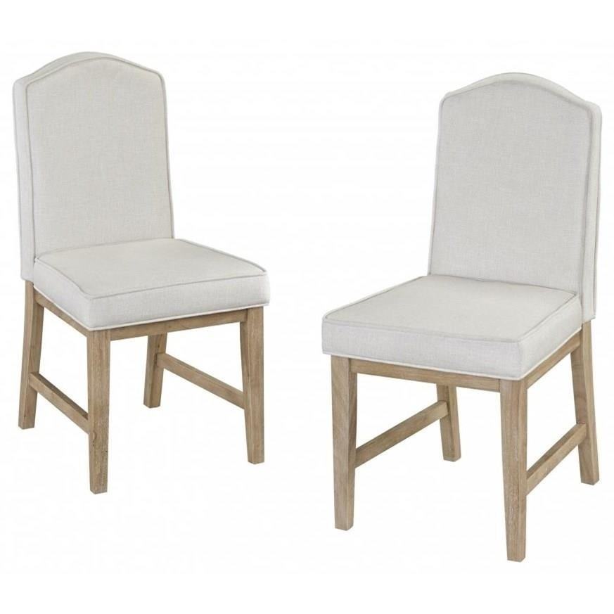 Cambridge Pair Of Chairs by Homestyles at Northeast Factory Direct