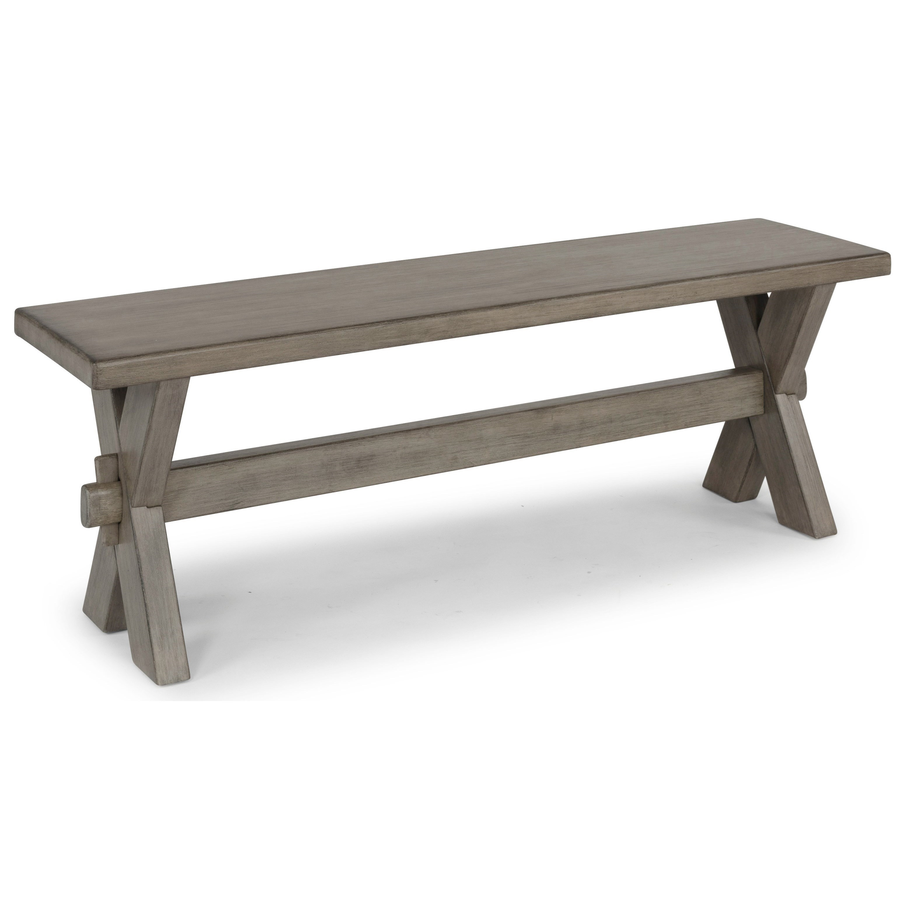 Mountain Lodge Dining Bench by Homestyles at Northeast Factory Direct