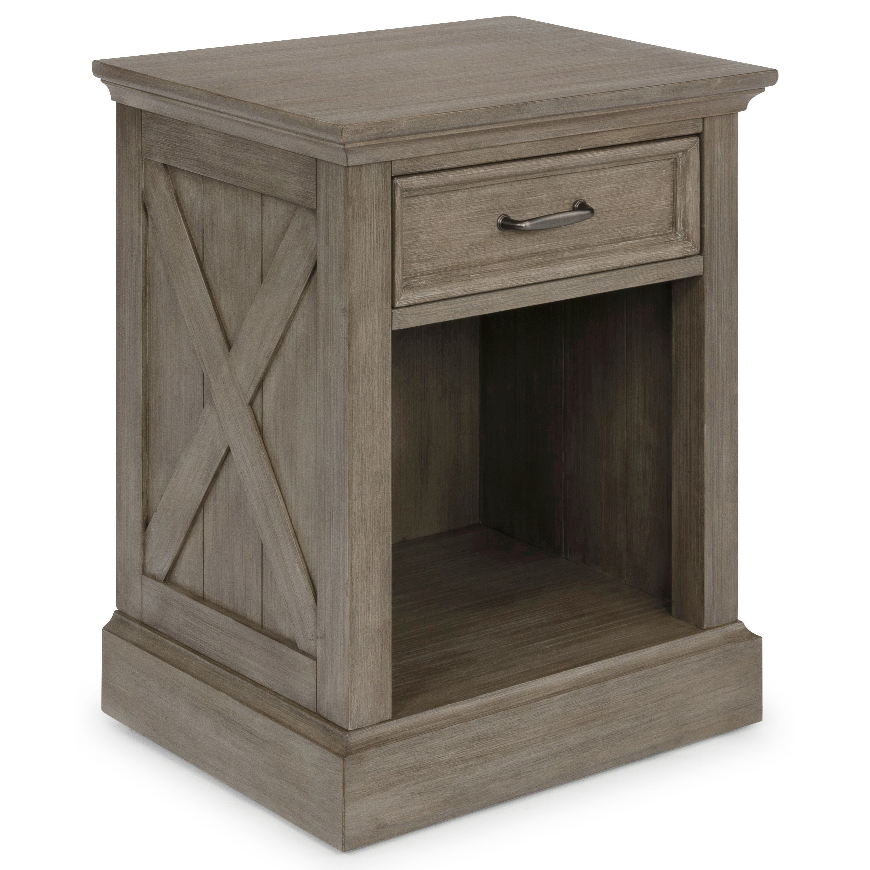 Mountain Lodge Nightstand by Homestyles at Northeast Factory Direct