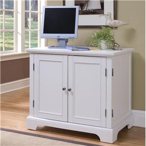 Home Styles Naples  Compact Office Cabinet