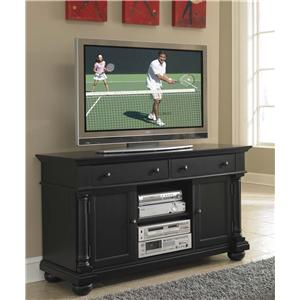 Home Styles Saint Croix St. Croix TV Credenza Stand