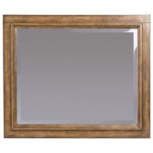 Traditional Rectangular Dresser Mirror