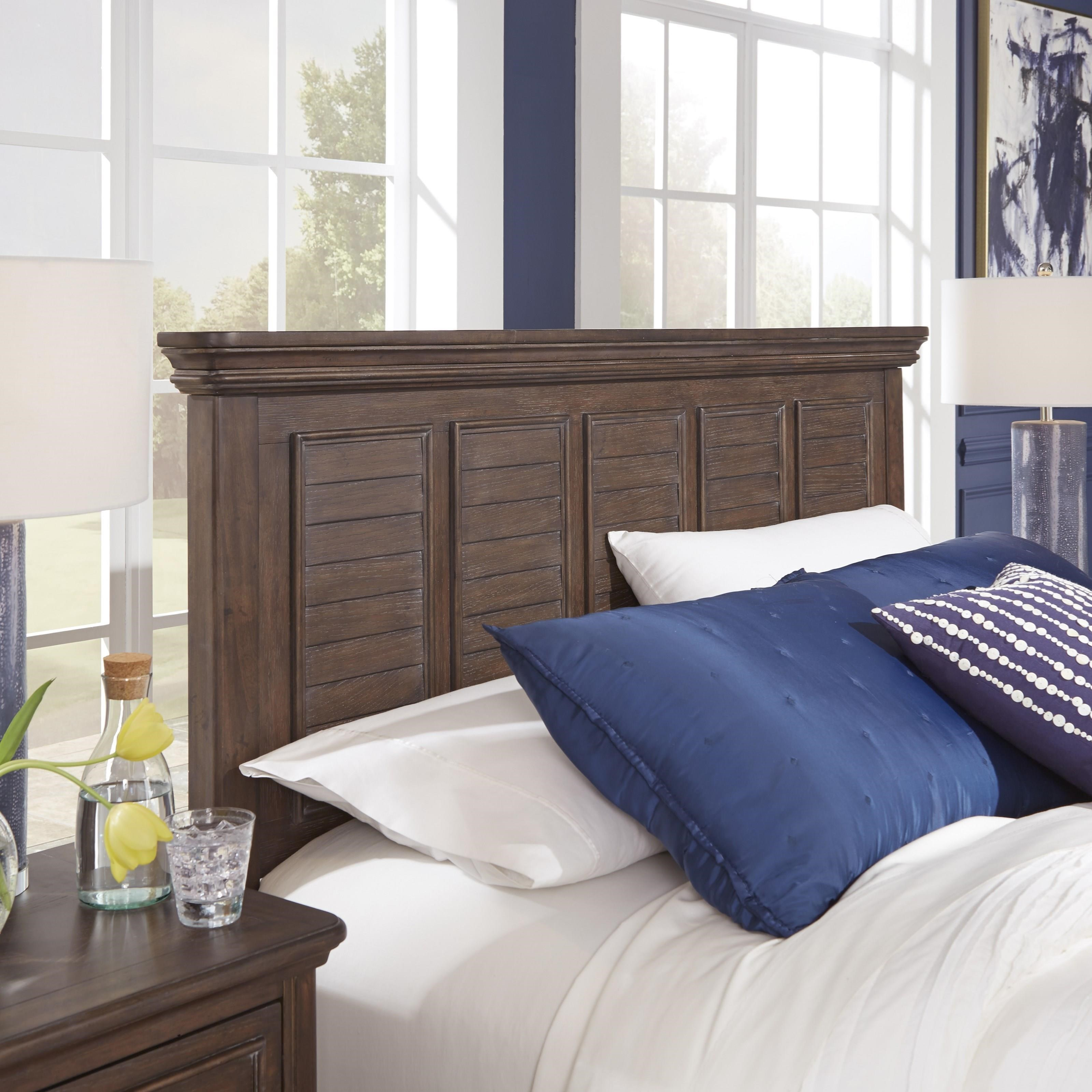 Southport Queen Panel Headboard by Homestyles at Northeast Factory Direct