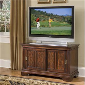 Home Styles Windsor HS Entertainment Console