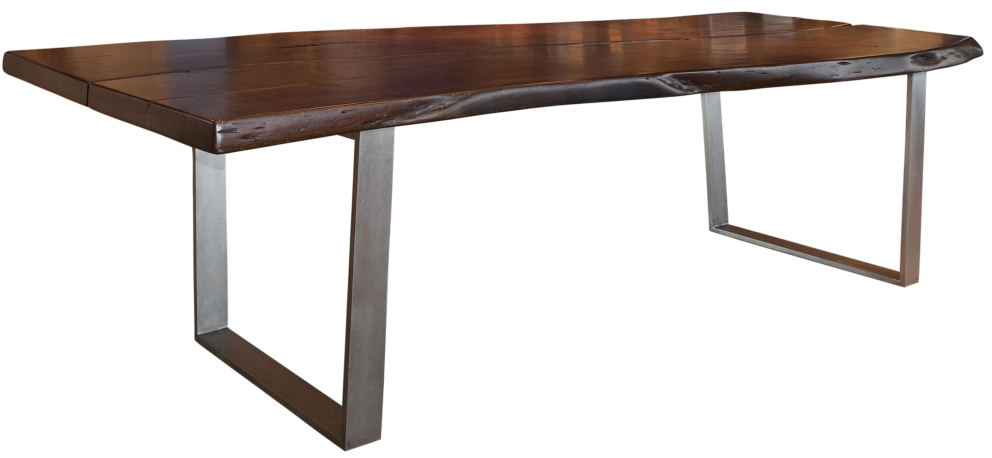 FNL Live Edge Table by Home Trends &Design at Hudson's Furniture