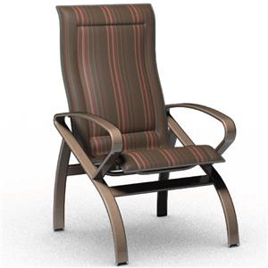 Homecrest Benton Collection High Back Dining Chair