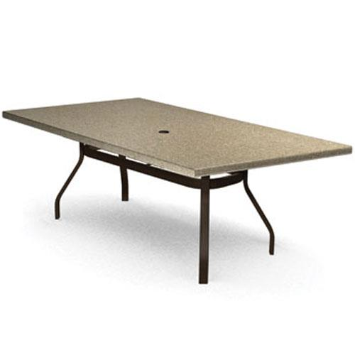 Benton Collection Rectangular Dining Table by Homecrest at Westrich Furniture & Appliances
