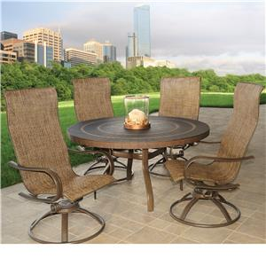 Homecrest Holly Hill Dining Set