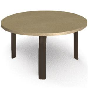 "Homecrest Stonegate 24"" Round Side Table"