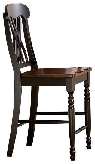 Ohana Side Chair by Homelegance at Dream Home Interiors