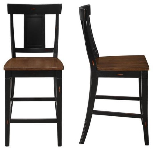 Ohana Dining Chair by Homelegance at Dream Home Interiors