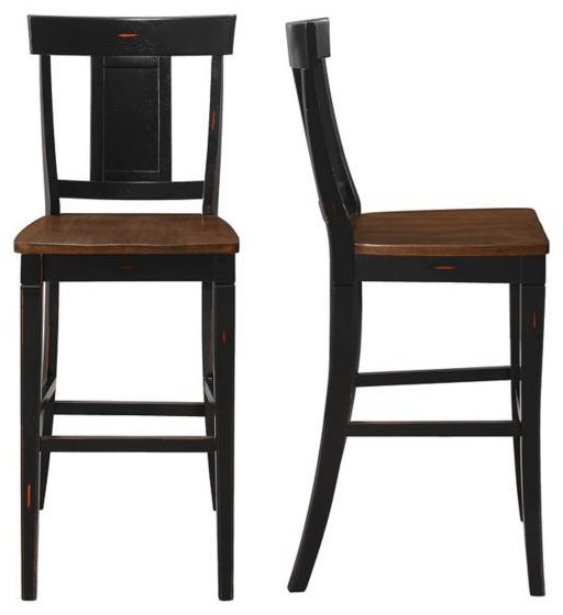 Ohana Counter Height Side Chairs by Homelegance at Dream Home Interiors