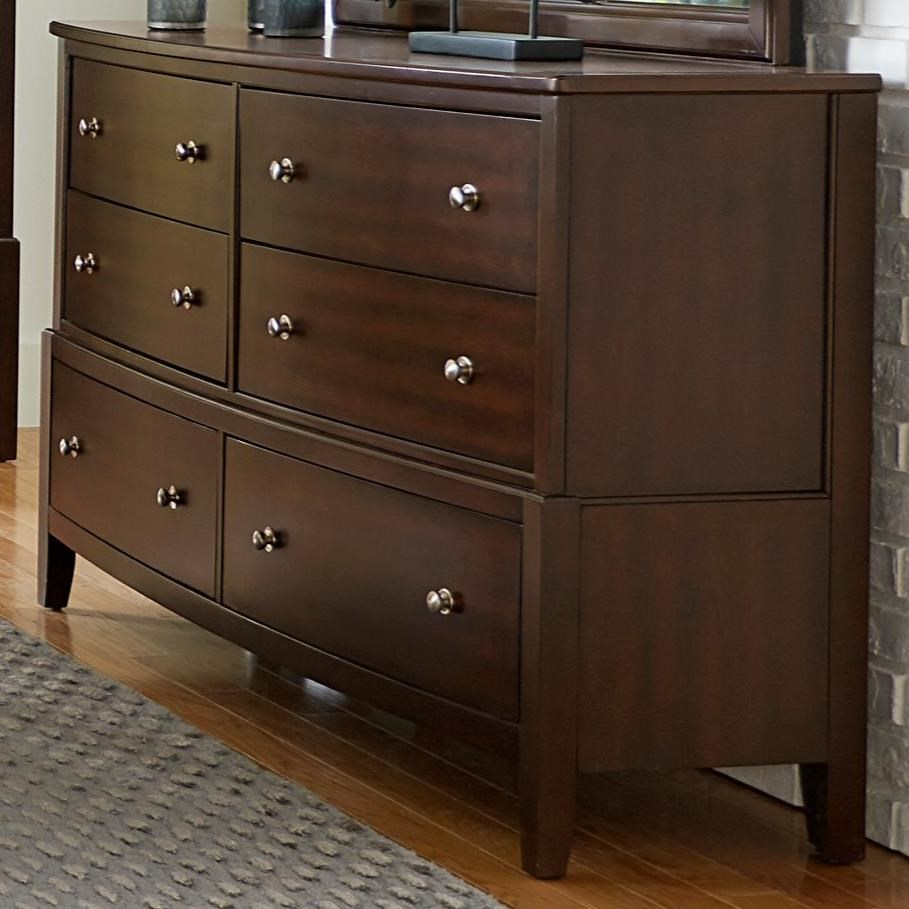 Cotterill Drawer Dresser by Homelegance at Darvin Furniture