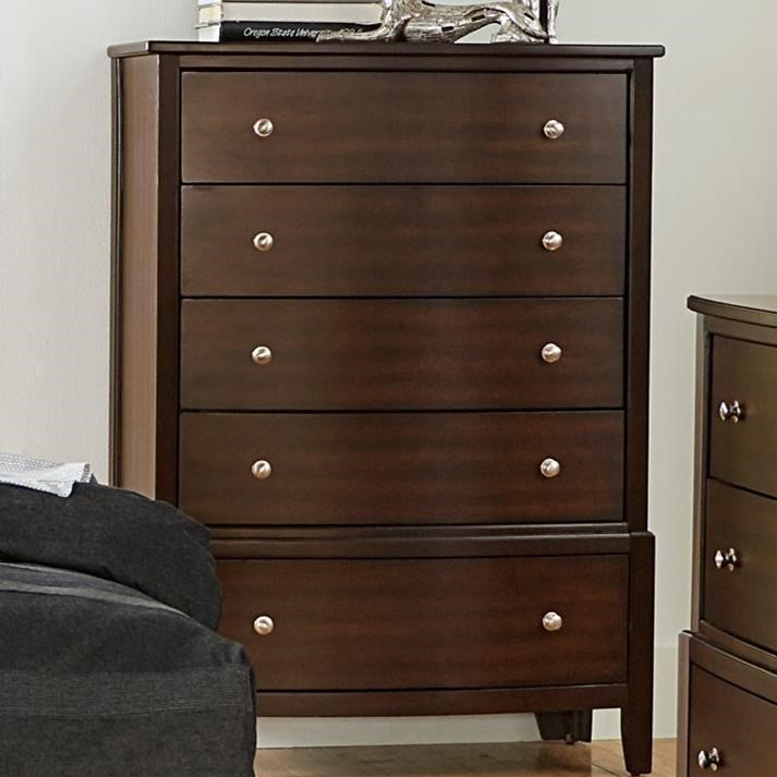 Wickham Chest of Drawers by Home Style at Walker's Furniture