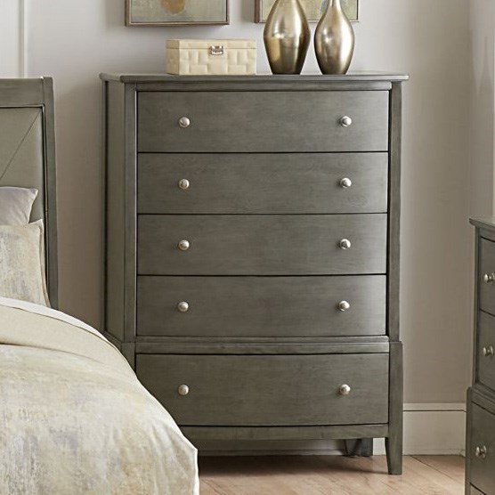 Cotterill Chest of Drawers by Homelegance at Lindy's Furniture Company