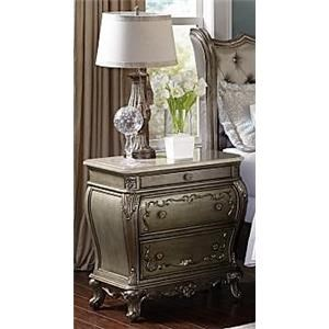 Florentina French Provincial Night Stand
