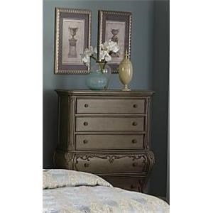 Florentina French Provincial 5-Drawer Chest
