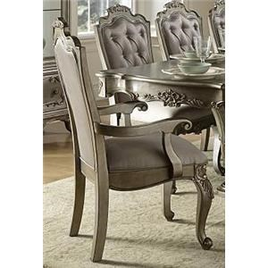 Florentina French Provincial Dining Arm Chair