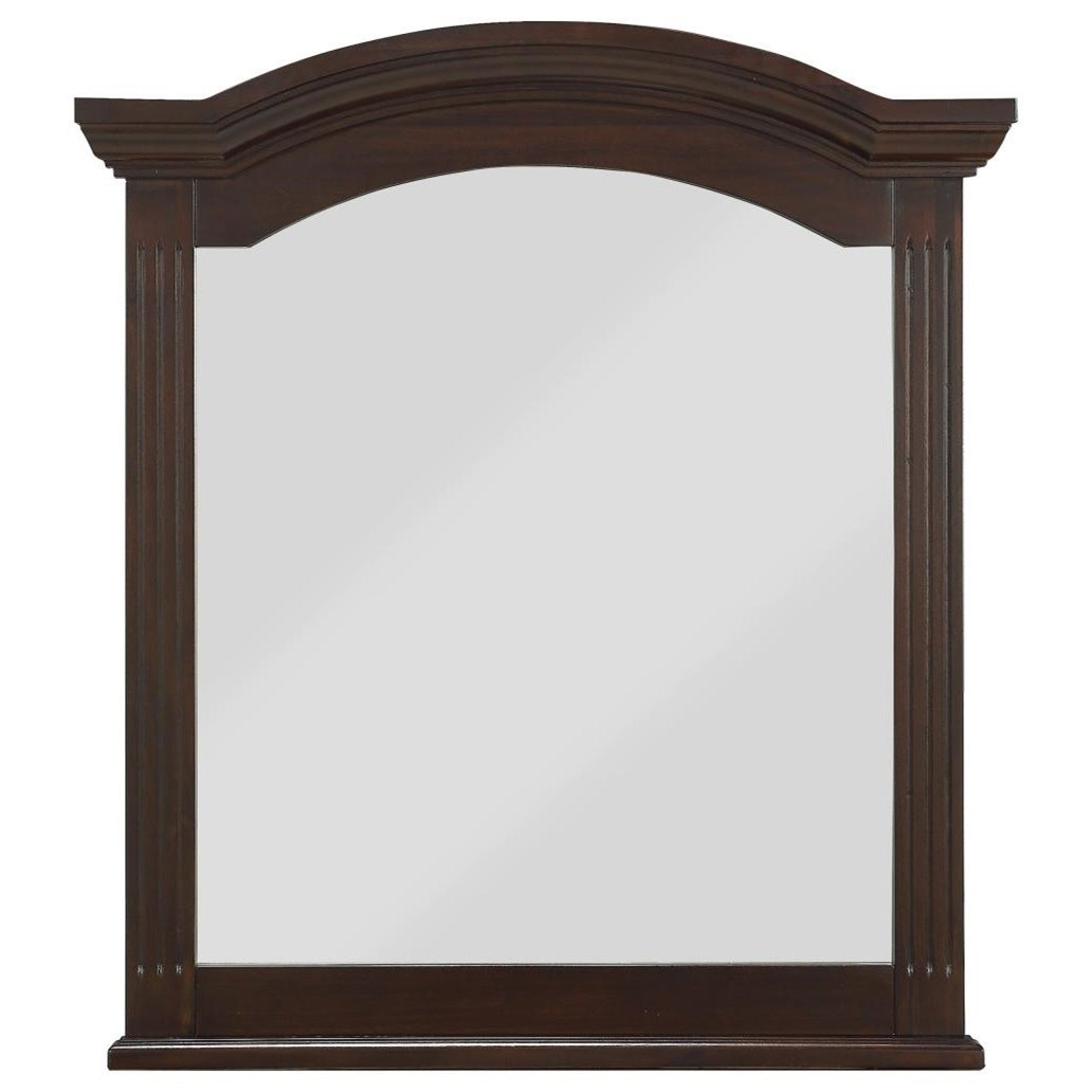 2058C Mirror by Homelegance at Lindy's Furniture Company